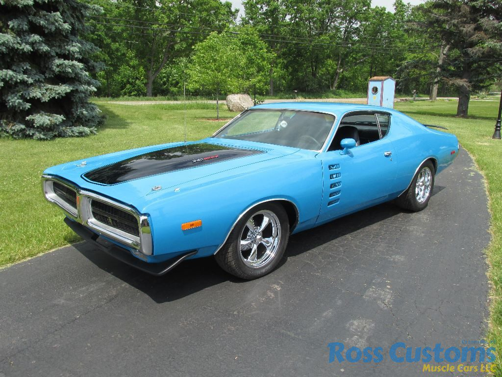 SOLD SOLD – 1972 Dodge Charger 340 « Ross Customs