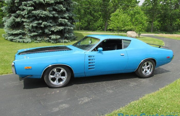 SOLD SOLD - 1972 Dodge Charger 340