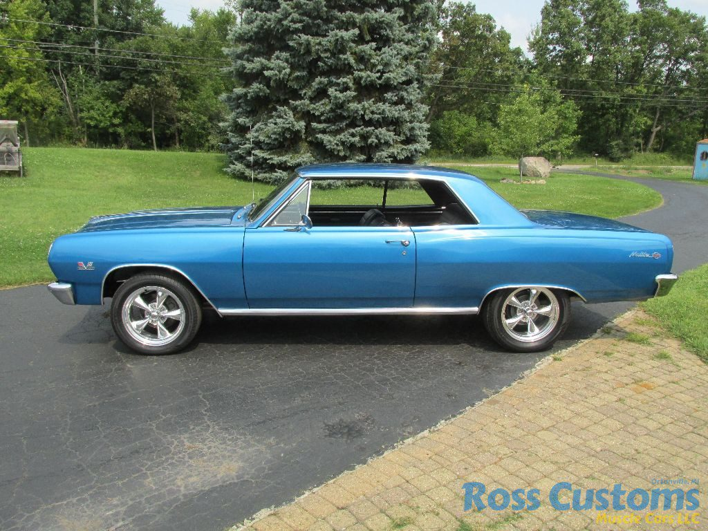 sold 1965 chevelle malibu ss 396 4 speed ross customs. Black Bedroom Furniture Sets. Home Design Ideas