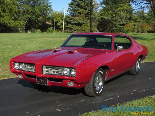 Sold Sold 1969 Pontiac Gto Ram Air Iii S Matching
