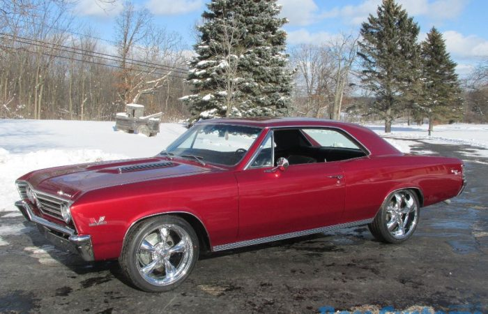 SOLD SOLD - 1967 Chevrolet Chevelle SS 396 (138 VIN) 4 Speed