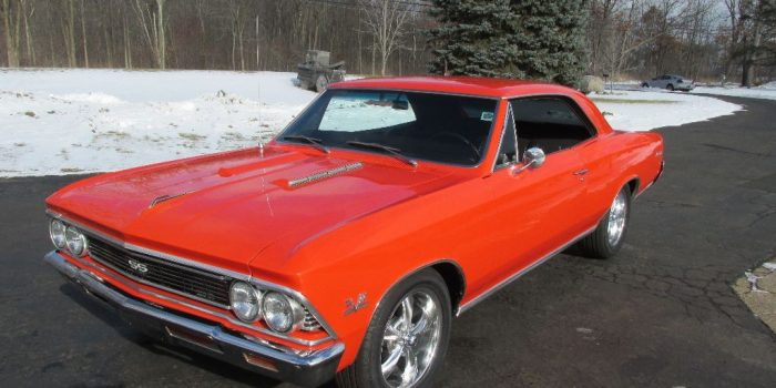 SOLD SOLD- 1966 Chevrolet Chevelle SS 396