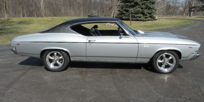 SOLD SOLD - 1969 Chevelle SS 396