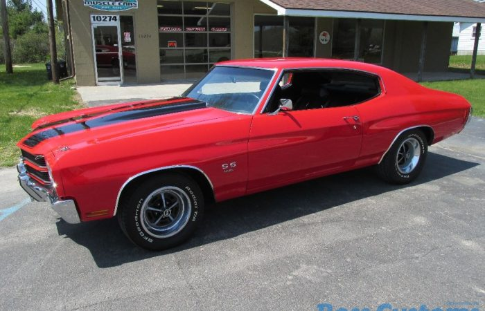 SOLD SOLD - 1970 Chevrolet Chevelle SS 396