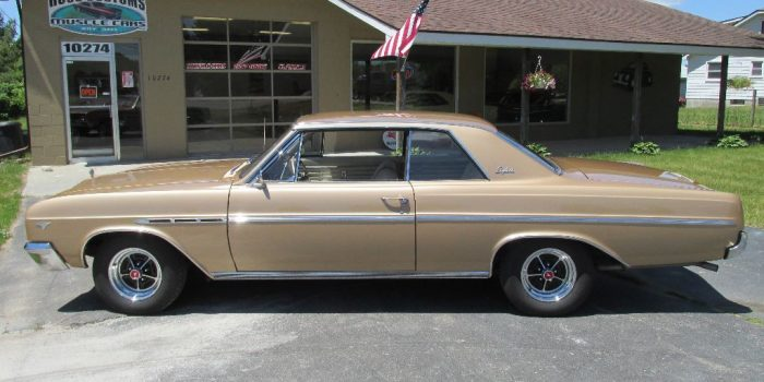 SOLD SOLD - 1965 Buick Skylark (Numbers Matching)