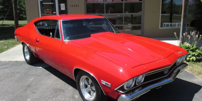 SOLD SOLD - 1968 Chevrolet Chevelle SS 396