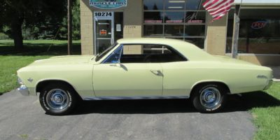 FOR SALE - 1966 Chevrolet Chevelle Malibu - $33,900