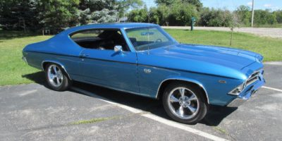 COMMING SOON - 1969 Chevelle SS 396