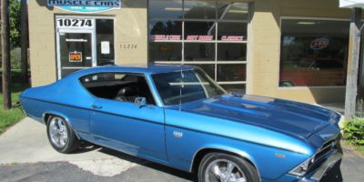 For Sale - 1969 Chevrolet Chevelle SS 396 - 4 speed - $34,900