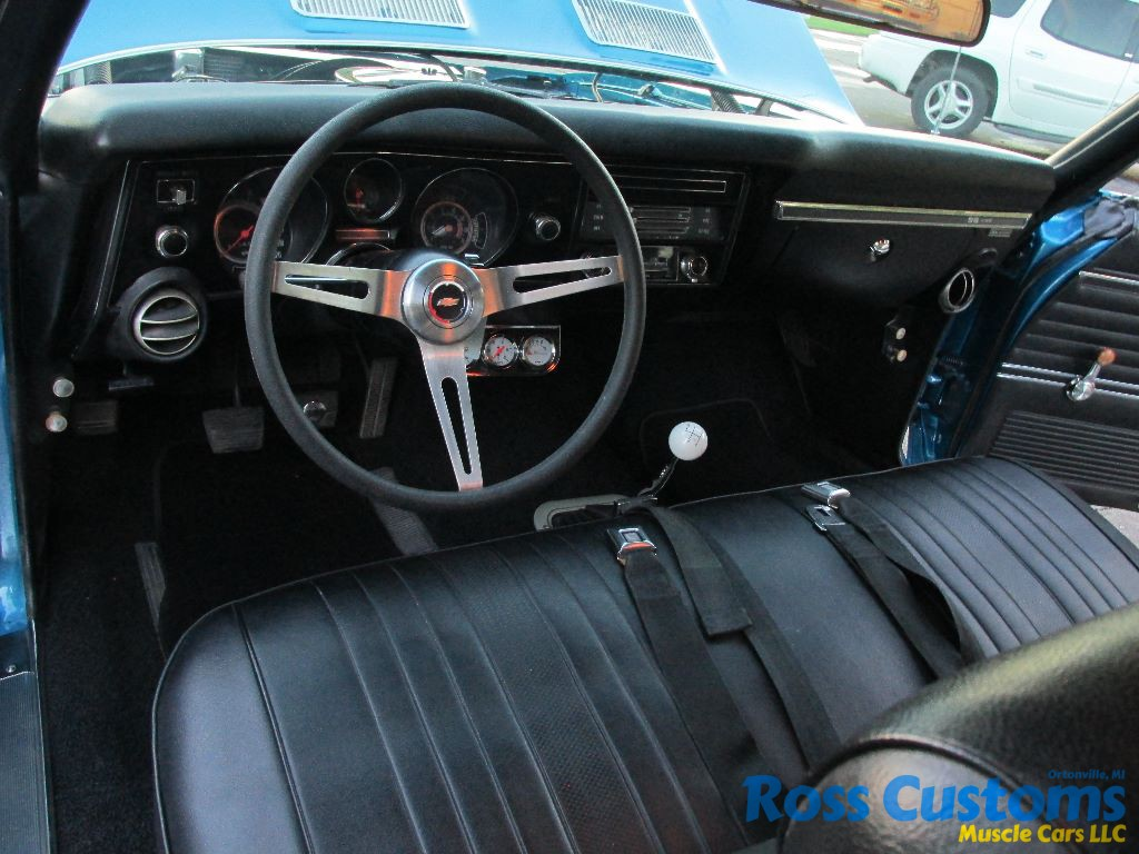 Outstanding Sold Sold 1969 Chevrolet Chevelle Ss 396 4 Speed Ross Squirreltailoven Fun Painted Chair Ideas Images Squirreltailovenorg