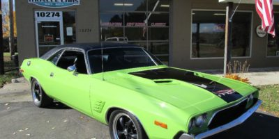 FOR SALE - 1974 Dodge Challenger Rallye - Fuel Injected 440 - $32,900