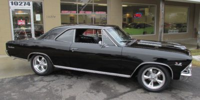 FOR SALE - 1966 Chevrolet Chevelle SS 396 - 4 speed - 138 VIN - $45,900