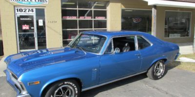 FOR SALE - 1969 Chevrolet Nova SS 350 - $33,900