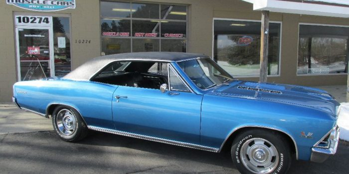 SOLD SOLD  - 1966 Chevrolet Chevelle SS 396