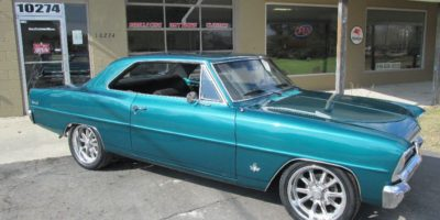 JUST ARRIVED - 1966 Chevy II Nova - $32,900