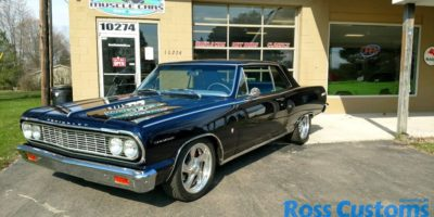 FOR SALE - 1964 Chevrolet Chevelle Malibu SS - Resto-mod - LT1 fuel injected - $35,900