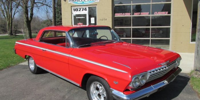 SOLD SOLD  - 1962 Chevrolet Impala