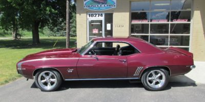 FOR SALE - 1969 Chevrolet Camaro SS 396 4 speed - $39,900