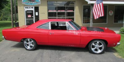 FOR SALE  - 1968 Plymouth Road Runner 383 RM21 - $36,900