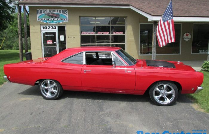 SOLD SOLD   - 1968 Plymouth Road Runner 383 RM21