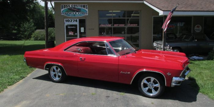 SOLD SOLD - 1965 Chevrolet Impala SS
