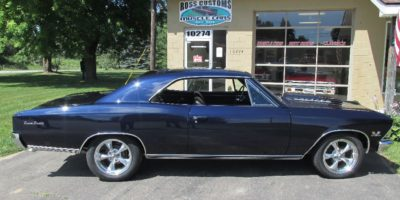 SOLD SOLD - 1966 Chevrolet Chevelle SS - 138 VIN - 4 speed