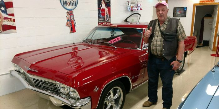 SOLD SOLD - 1965 Chevrolet Impala 502
