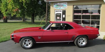 FOR SALE - 1969 Chevrolet Camaro SS X11 350 - $37,900