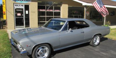 FOR SALE - 1966 Chevrolet Chevelle SS 396 - 4 speed - $39,900