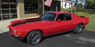 FOR SALE - 1971 Chevrolet Camaro RS 350 - $29,900