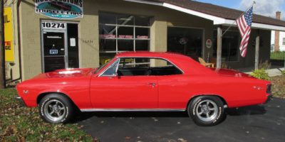 SALE PENDING - 1967 Chevrolet Chevelle SS 427 - 4 speed