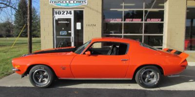 FOR SALE - 1972 Chevrolet Camaro 350 - #'s matching - $29,900