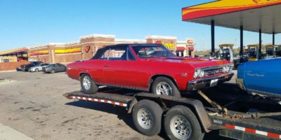 COMING SOON - 1967 Chevelle Convertible