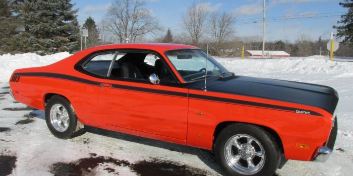 SOLD SOLD - 1970 Plymouth Duster 383