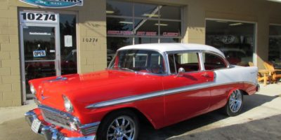 SOLD SOLD - 1956 Chevrolet Bel Air LS