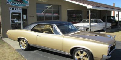 FOR SALE - 1967 Pontiac LeMans GTO - 4 speed - $35,900