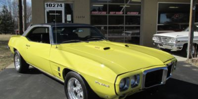 FOR SALE - 1969 Pontiac Firebird 400 - $28,900
