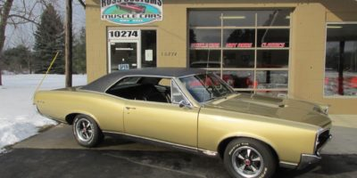 FOR SALE - 1967 Pontiac GTO - 242 VIN - $38,900