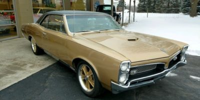 JUST ARRIVED - 1967 Pontiac LeMans/GTO