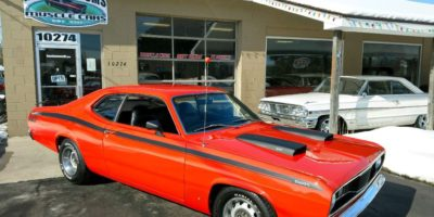 FOR SALE - 1971 Plymouth Duster 340 - $28,900