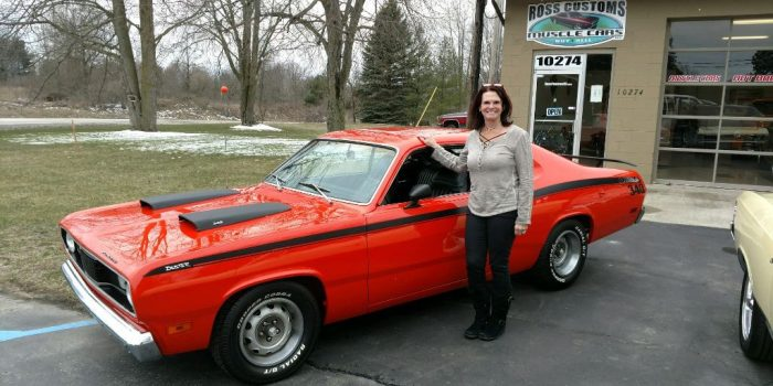 SOLD SOLD - 1971 Plymouth Duster 340