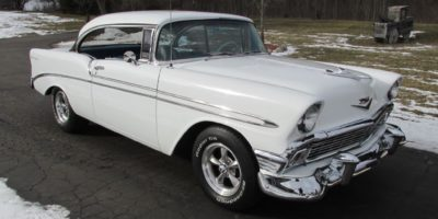 JUST ARRIVED - 1956 Chevrolet Bel Air Hardtop