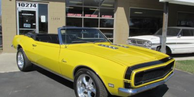 FOR SALE - 1968 Chevrolet Camaro RS/SS Convertible - $29,900
