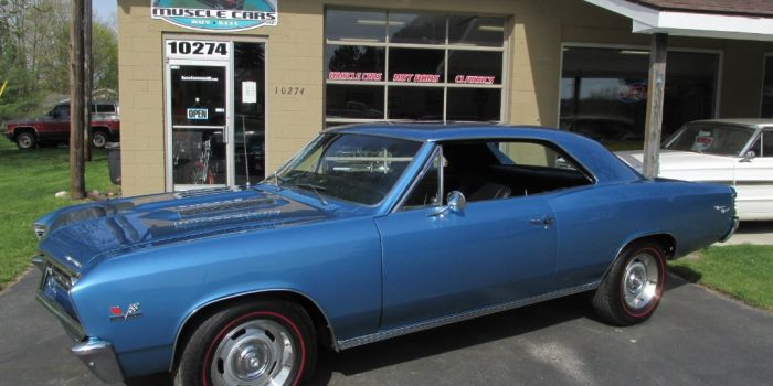 SOLD SOLD - 1967 Chevrolet Chevelle SS 396 - 138 VIN
