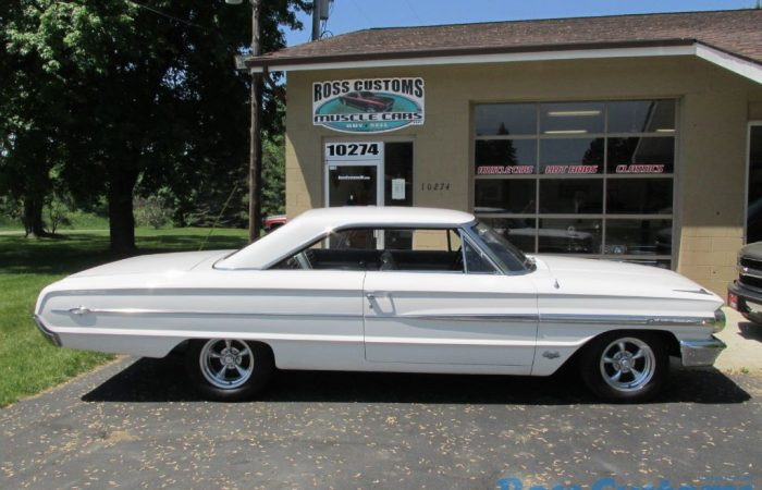 SOLD SOLD - 1964 Ford Galaxie XL 500 - 390