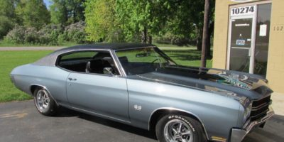 FOR SALE - 1970 Chevrolet Chevelle SS 396 - $45,900