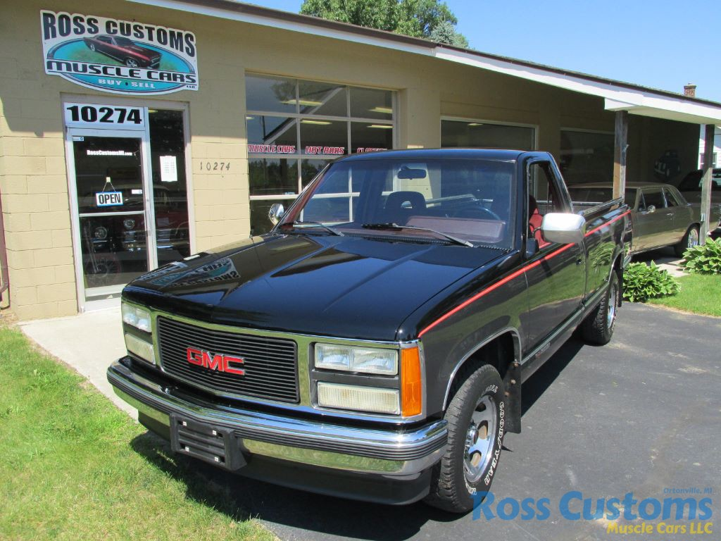 sold sold 1992 gmc sierra sle 1500 c10 pickup ross customs 1992 gmc sierra sle 1500 c10 pickup