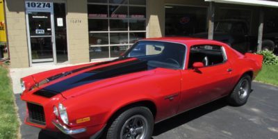 FOR SALE - 1973 Chevrolet Camaro RS - 4 speed - $31,900