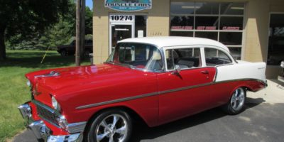 FOR SALE - 1956 Chevrolet 210 (Bel Air) - $36,900