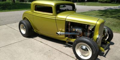 COMING SOON - 1932 Ford 3 window Coupe - Show Winner